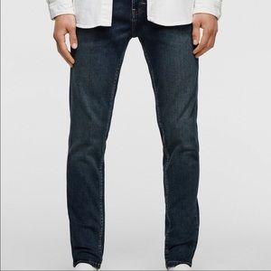 Zara Sz 30 slim straight fit men's jeans